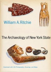 The Archaeology of New York State - eBook