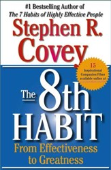 The 8th Habit: From Effectiveness to Greatness - eBook