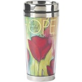 Be Joyful In Hope Travel Mug