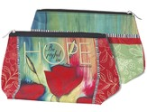 Be Joyful In Hope Cosmetic Bag