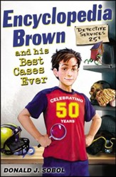 Encyclopedia Brown and His Best Case Ever