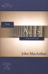 Acts, John MacArthur Study Guides