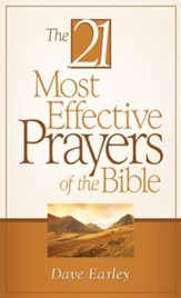 The 21 Most Effective Prayers of the Bible - eBook