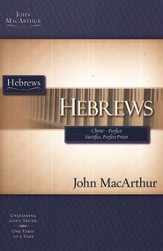Hebrews, John MacArthur Study Guides  - Slightly Imperfect