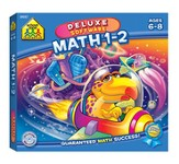 Mighty Mini Software: Math 1-2 Deluxe Edition CD-Rom