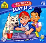 Math 3 On-Track Software CD-Rom