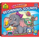 Beginning Sounds On-Track Software CD-Rom
