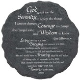 Serenity Prayer Steppingstone