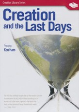 Creation and the Last Days DVD