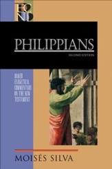 Philippians (Baker Exegetical Commentary on the New Testament) - eBook