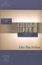 1,2, 3 John & Jude, John MacArthur Study Guides    - Slightly Imperfect