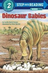 Dinosaur Babies - eBook