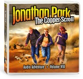 Jonathan Park #8: The Copper Scroll Audio CDs