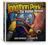 Jonathan Park Creation Adventure Audio Series #7: The Voyage  Beyond (4 CDs)