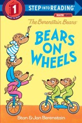 The Berenstain Bears Bears on Wheels - eBook