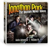 Jonathan Park #6: The Journey Never Taken Audio CDs