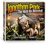 Jonathan Park Volume 4: The Hunt for Beowulf, Audio CDs