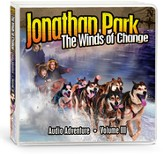Jonathan Park Volume 3: The Winds of Change, Audio CDs