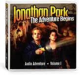 Jonathan Park #1: The Adventure Begins (4 CDs)