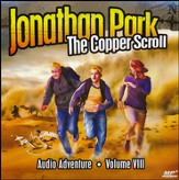 Jonathan Park #8: The Copper Scroll MP3 Audio CD