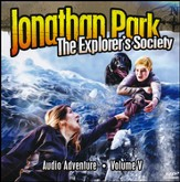 Jonathan Park #5: The Explorer's Society MP3 Audio CD