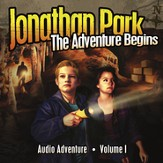 Jonathan Park #1: The Adventure Begins MP3 Audio CD
