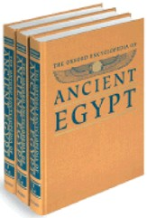 The Oxford Encyclopedia of Ancient Egypt, 3-Volume Set