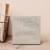 Chains Are Gone, Desktop Plaque