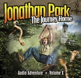 Jonathan Park #10: The Journey Home--MP3 CDs