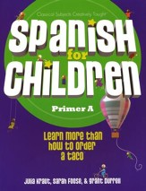Spanish for Children: Primer A