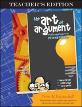 The Art of Argument, Teacher's Edition  - Slightly Imperfect