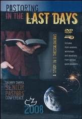 2008 Calvary Chapel Senior Pastors Conference DVD with MP3