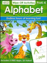 Alphabet Wipe-Off Activities: Make Learning Fun!