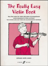 The Really Easy Violin Book