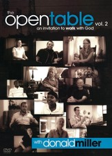 The Open Table: An Invitation to Walk with God , DVD