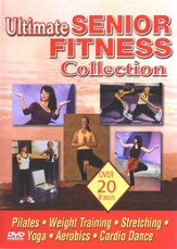 Ultimate Senior Fitness Collection, DVD