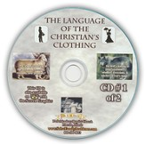 The Language of the Christians Clothing Audio CD