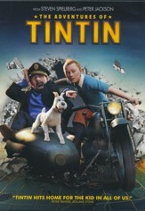The Adventures of Tintin, DVD