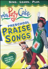 Miss PattyCake: Preschool Praise Songs, DVD