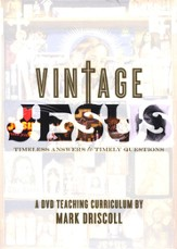 Vintage Jesus: DVD Teaching Curriculum