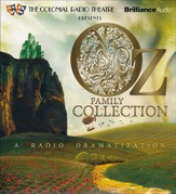 Oz Family Collection, Unabridged Audiobook on CD