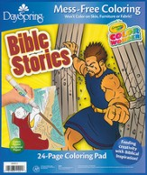 Bible Stories for Boys Coloring Pad