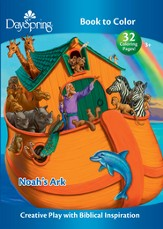 Bible Stories, Noah Coloring Book