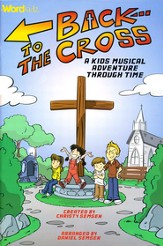Back to the Cross Choral Book