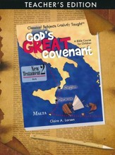 God's Great Covenant: New Testament Book 2 Teacher