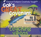 God's Great Covenant Old Testament 1 Teaching DVDs
