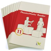 K12 Phonics Readers 10-20
