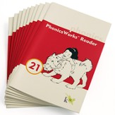 K12 Phonics Readers 21-30