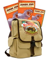 Camp Kilimanjaro VBS Super Starter Kit with Contemporary  Music