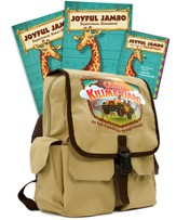 Camp Kilimanjaro VBS Super Starter Kit with Traditional  Music